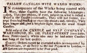 Candle advert crop
