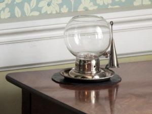 colza lamp