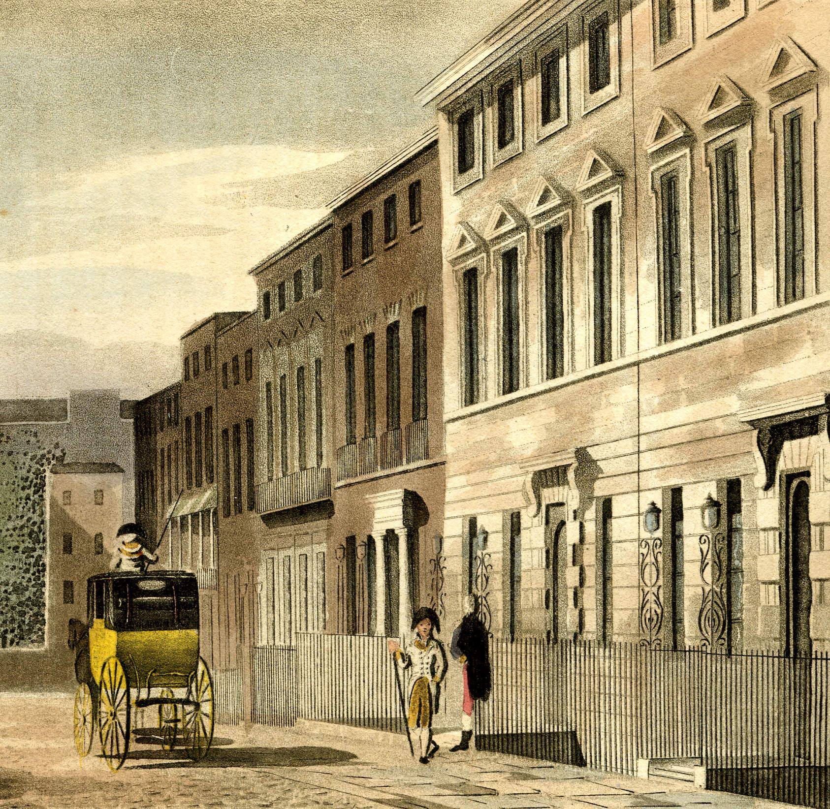 Devonshire House | Jane Austen\'s London