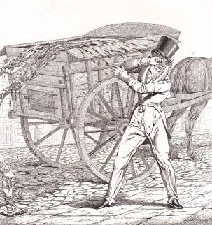 Mud cart