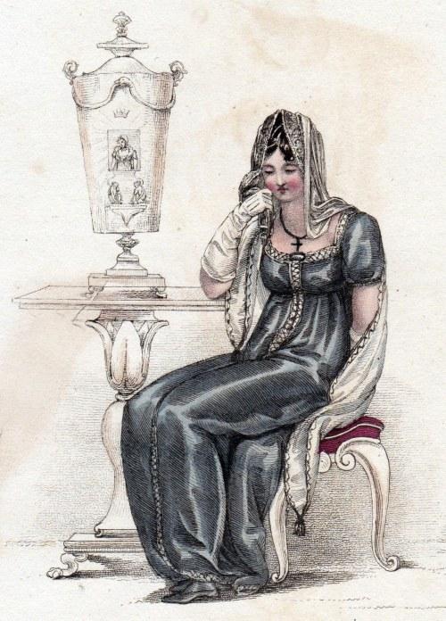 Mourning 1810 crop