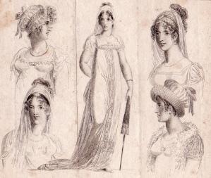 From The Ladies Own Memorandum Book 1806