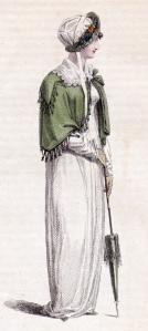 Promenade Costume Ackermann's Repository September 1811