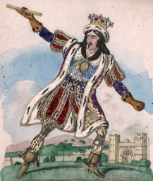Edmund Kean as Richard III