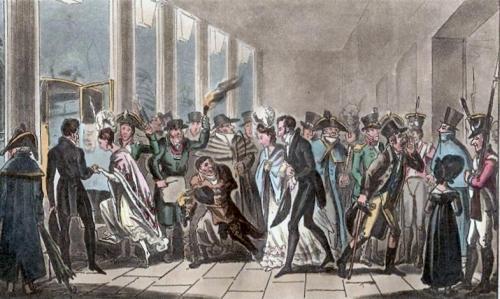 1822 Covent Garden