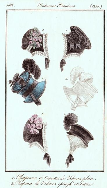 Paris bonnets 2