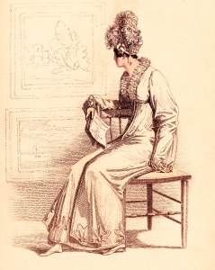 June 1815 carriage dress