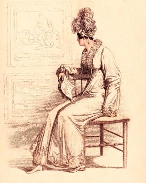 June 1815 carriage dress