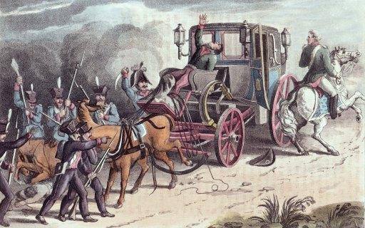 Napoleons carriage