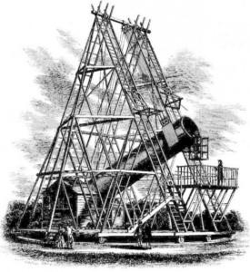 herschel-40-foot-telescope-e1426015573941