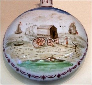 bathing machine flask