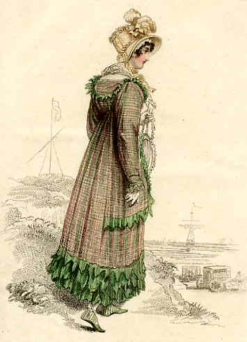 1809 Bathing dress