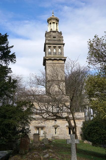 Beckfords tower exterior