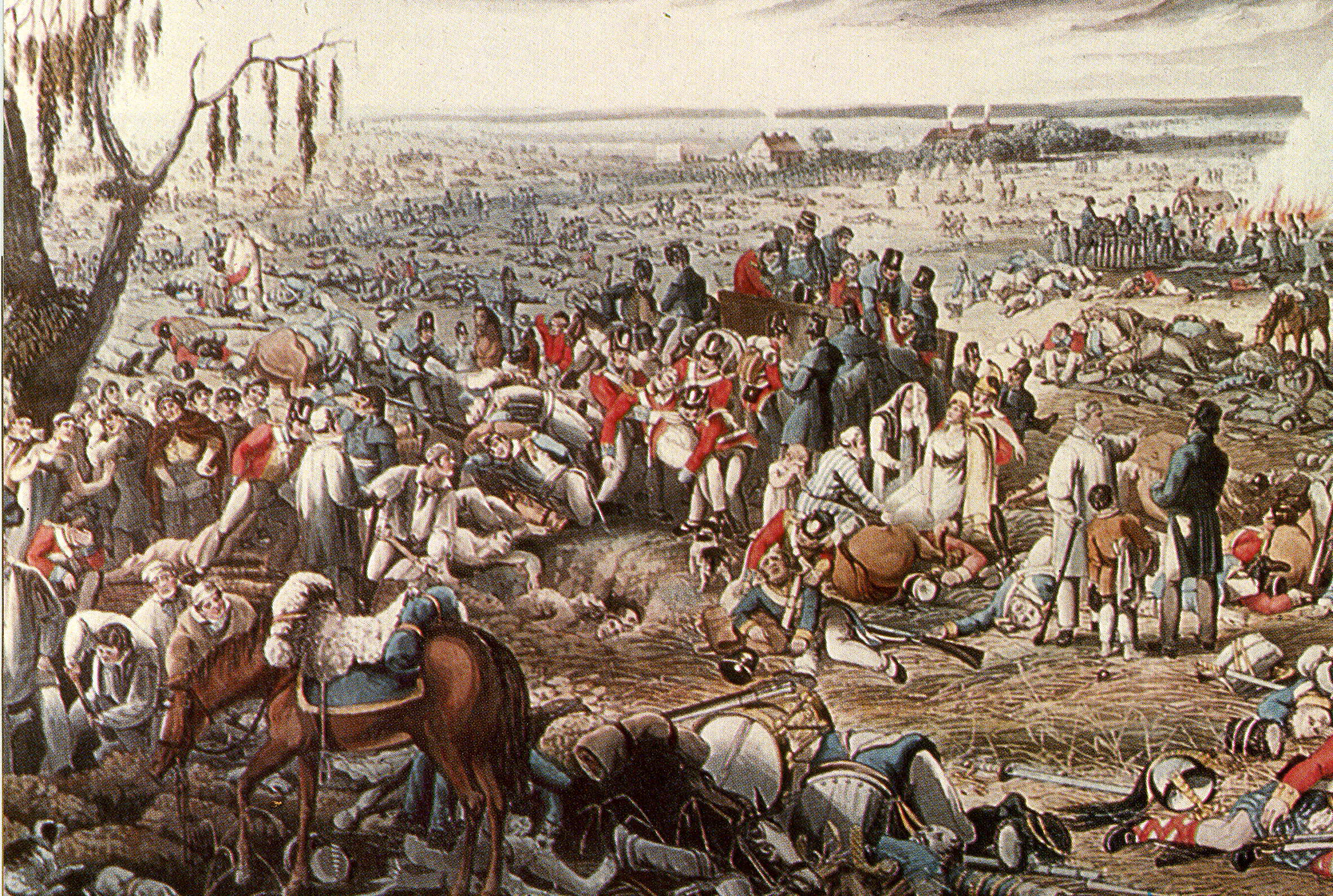Waterloo after battle0001
