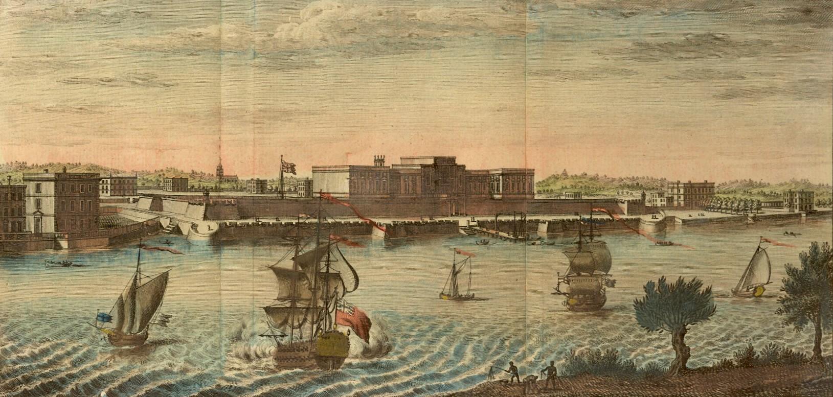 Fort_William 1754