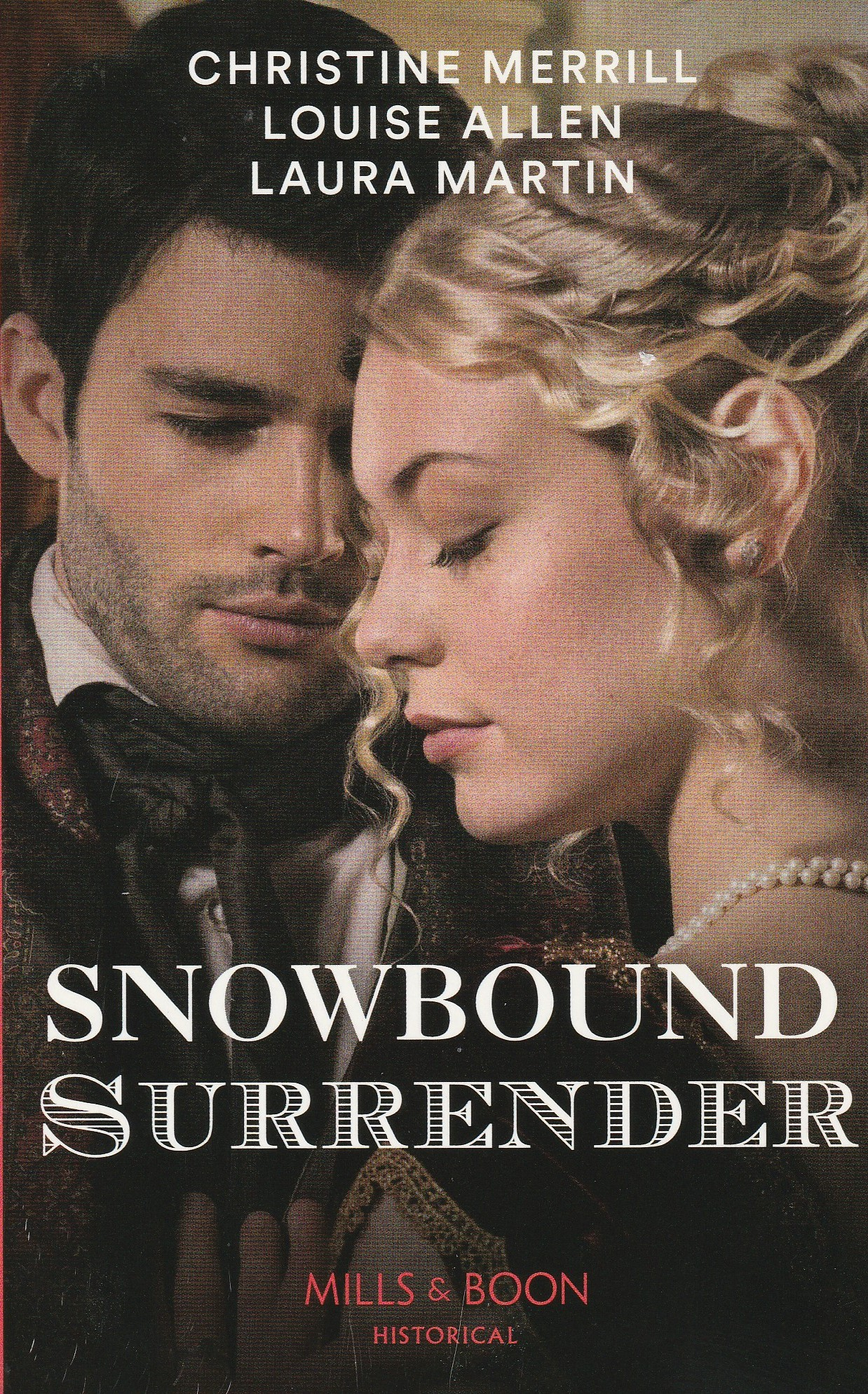 Snowbound Surrender by Louise Allen